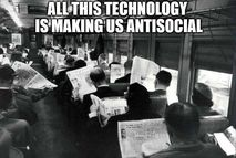 All this technology memes